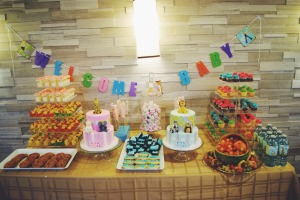 Saroosh & Leonisa's Baby Shower