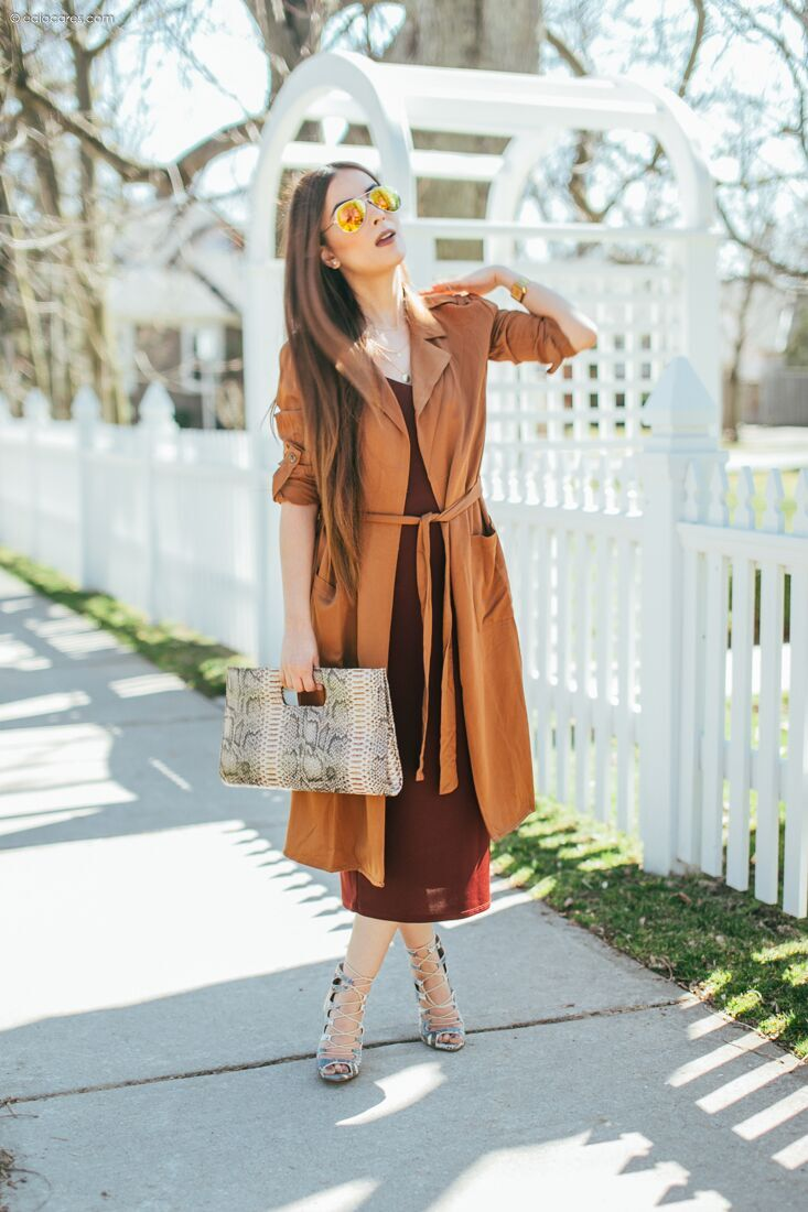 Tan Trench – Steal of a Deal!